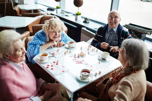 reduce loneliness through group activities