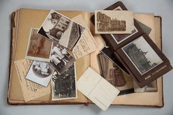 memory book contents