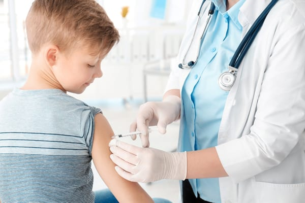 childhood immunizations might not be working