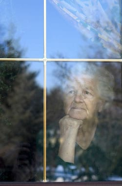 Neglect is a Common Form of Elder Abuse
