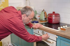 Dangers From Cooking Fires for Older Adults