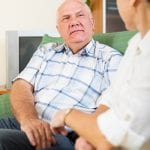 successful discussion with an older adult