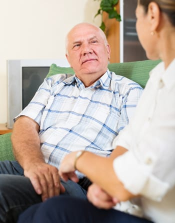 How to Have a Successful Discussion with an Older Adult