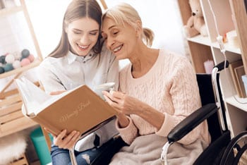Capture the Heart of Your Parent Through a Memory Book